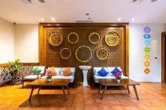 Chakra Spa - Lobby
