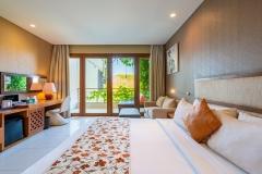Deluxe Room - Bed Room