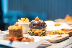 Enjoy Our Pork Rendang Burger